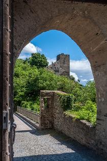 Burg Liebenstein 30 von Erhard Hess