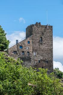 Burg Liebenstein 33 by Erhard Hess