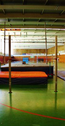 Sportshall II von Michael Beilicke