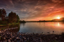 Scottish Sunset by Sam Smith