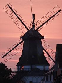 Alte Windmühle by Corinna Schumann