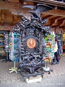 Kuckuksuhr, Uhren, Uhrenkunst von shark24