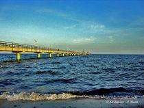 Steg auf das Meer von shark24