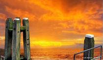Malerischer Sonnenuntergang von shark24