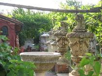 Verwunschener Garten 2 von Fanny Prankl