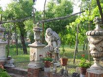 Verwunschener Garten 1 von Fanny Prankl