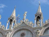 blauer Himmel über Venedig von Fanny Prankl