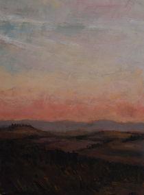 Sunrise Toskana von Ellen Fasthuber-Huemer