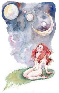 Eve by Mateya Svetozarova
