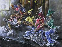 Hip Hop Harmony von Classic Jackson Arts