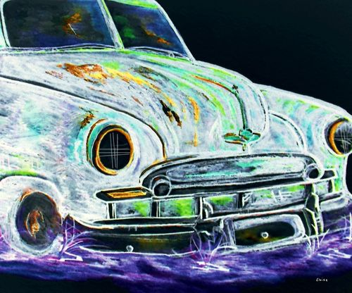 Ghost-car