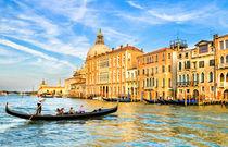 Golden Venice von Michael Abid