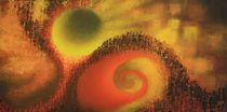 Ohne Titel 6 (2012) von Ute Hegel