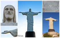 Christ the Redeemer - Brasil by Victor Cavalera