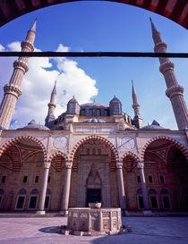 Selimiye Camii Mosque Edirne Turkey von Sean Burke
