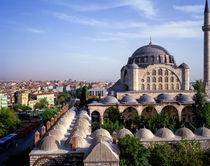 Mihrimah Sultan Camii Mosque Istanbul TurkeyMihrimah Sultan Camii Mosque Istanbul Turkey von Sean Burke