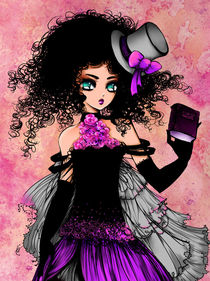 Witch doll von Nicola Robin