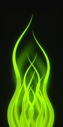 Leuchtende Tentakel by dresdner