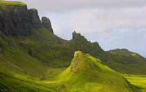 impressions of scotland - quiraing II by meleah