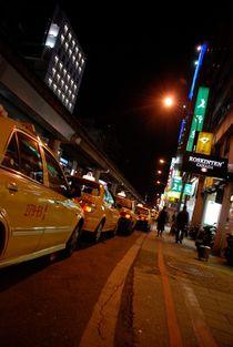 taipei taxi stand von Carlo Antico