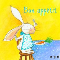 Bon appétit Mon Lapin by sarah-emmanuelle-burg