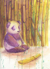 Lost Panda von Rebecca Swenson