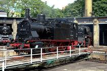 Dampflok - Steam Locomotive by Jörg Hoffmann