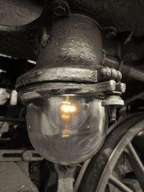 Dampflok - Fahrwerksleuchte von Jörg Hoffmann