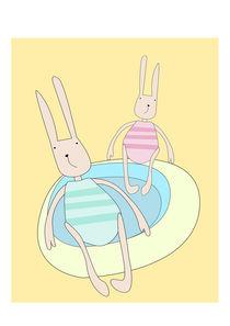 Pool-bunnies