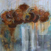 Rostblüten 2 von Ulla Schönhense