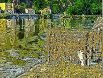 Donauufer Passau Altstadt aq digi by badauarts