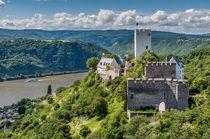 Burg Sterrenberg 57 von Erhard Hess