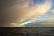 Rainbow, Galway Bay by Karsten Müller