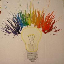 Crayon Melting von Thais Da Silva