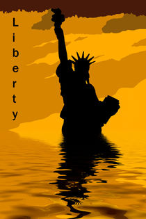 Liberty by David Pringle