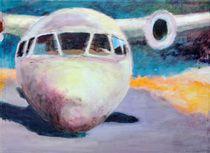 Flugzeug by britta fäth