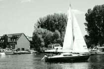 Hinaus segeln  by Bastian  Kienitz