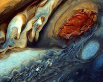 The Laughing Eye Of Jupiter by VG Bonderoff