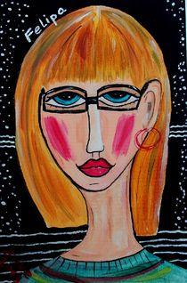 """Felipa"" by Silke Heil-Sandberg"