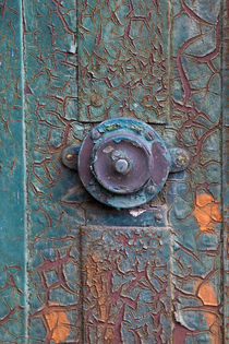 old bellpush by Karsten Müller