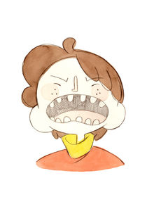 Argh! von pencilboxillustration