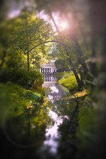 Park Lazienki Krolewskie by olgasart