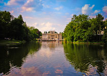 Palace on the Water by olgasart