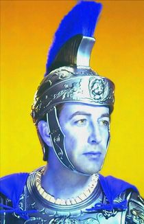 Robert Taylor in Quo Vadis? von Art Cinema Gallery