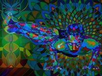 Parsva Bakasana digital - 2013 von karmym