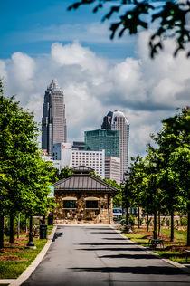 charlotte skyline von digidreamgrafix
