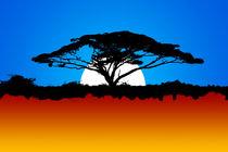 africa free wild sun von Rafal Kulik