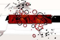 abstract color design art by Rafal Kulik