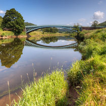 The River Wye at Bigsweir von David Tinsley