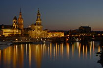 Dresden panorama by fotograf